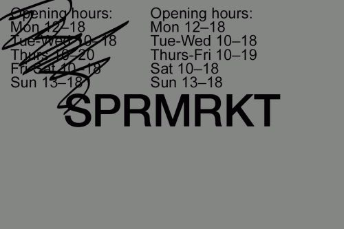 Amsterdam – Cool clothing store: https://www.facebook.com/SPRMRKTamsterdam?sk=wall