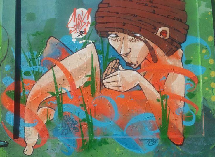 Baño mural