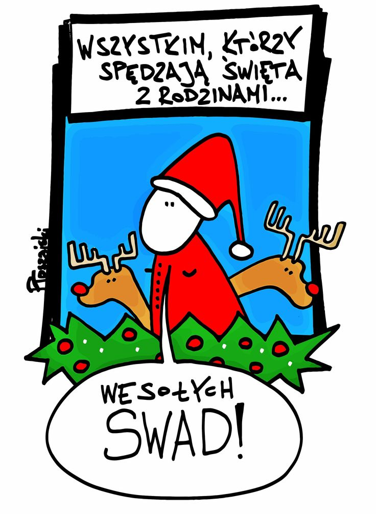 Wesołych Świąt (czyt. swad)