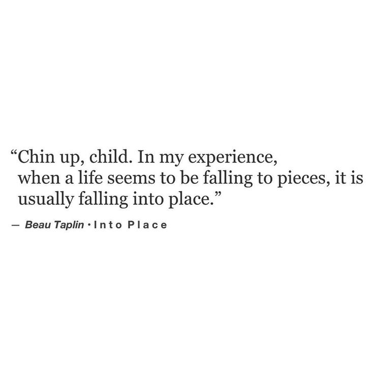 Chin up, child. • my book, Buried Light is available via the link on the home page xo Love Beau