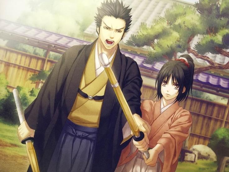 Kondo y Chizuru