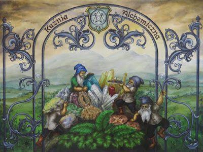 Kuźnia Alchemiczna: Zapraszamy do świata biżuterii z kamieni naturalny...