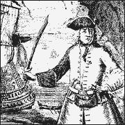 Infamous Pirate Henry Every, was an English pirate who operated in the Atlantic and Indian Oceans, Every was the most notorious pirate of his time; he earned his infamy by becoming one of the few major pirate captains to retire with his loot without being arrested or killed in battle, and also for being the perpetrator of what has been called the most profitable pirate raid in history.
