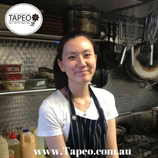 MEET THE TEAM: Meet our #pastrychef Piper. You can taste her #delicious #bakedtreats at Tapeo 82 Redfern St, Redfern NSW. Check us out at http://www.Tapeo.com.au & follow us on FB http://FB.com.tapeo.au #tapeo #tapeocafe #tapeoredfern #redfern #sydneycafe #sydney #cafe #restaurant #sweet #smile #smiling