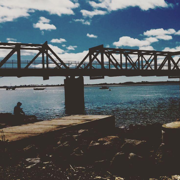 Matapihi Bridge, New Zealand