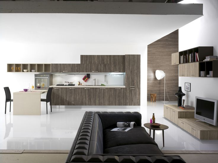 Line Miami Spar: versatile and functional, the kitchen is cozy and practical. http://spar.it/ita/Catalogo/Cucine/Cucine-moderne/MIAMI/PROPOSTA-40-cd-947.aspx