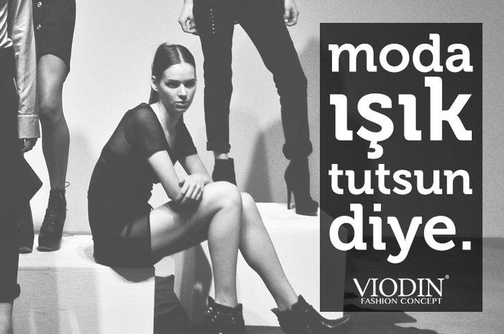 Moda Işık Tutsun Diye Viodin... - http://www.depodyum.com/viodin-kadin-ayakkabi-modelleri - Bir Podyum Havası.