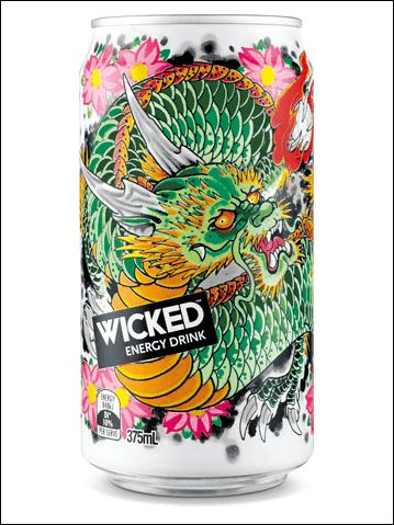 Wonder if you breathe fire after you drink this IMPDO?