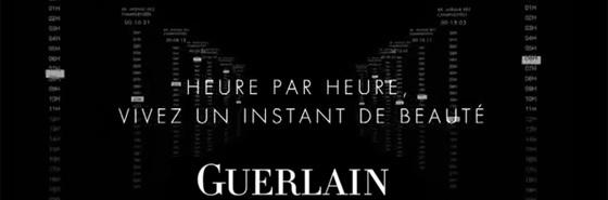 Guerlain lance sa nouvelle plateforme digitale dédiée au maquillage  Guerlain launch a new platform dedicated to make up