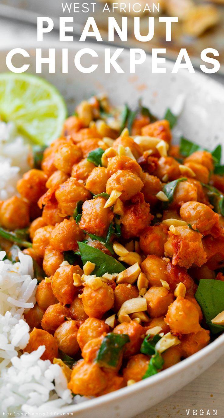 Vegan Recipes Entrees