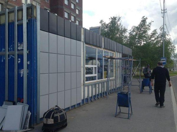 Продам Производство фасадной кассеты в г. Сургуте 4