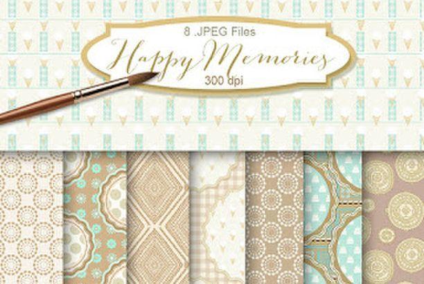 New Freebies Kit - Happy Memories