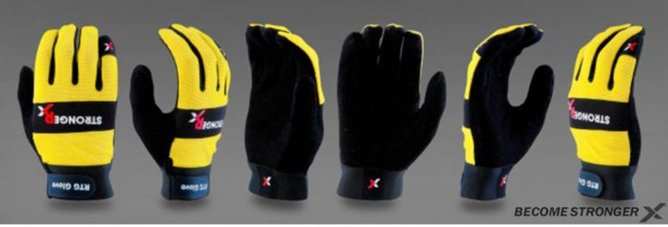 Crossfit Gloves review - **(The Winner)** The StrongerRx RTG Gloves