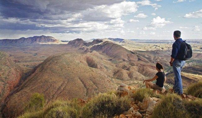 Trek the Larapinta Trail, Alice Springs  Northern Territory Australia.