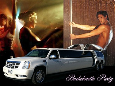 Los Angeles bachelorette party limo service from the pros at Five Diamonds Limousine makes every bachelorette party special in Los Angeles. Call 800-455-4662 to make a bachelorette party limo reservation in LA.: The Angel