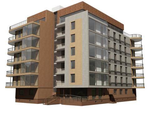 Дизайн фасадов (проект)