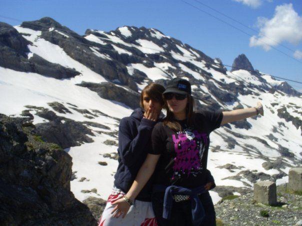 Mount Titlis in Engelberg, Obwalden