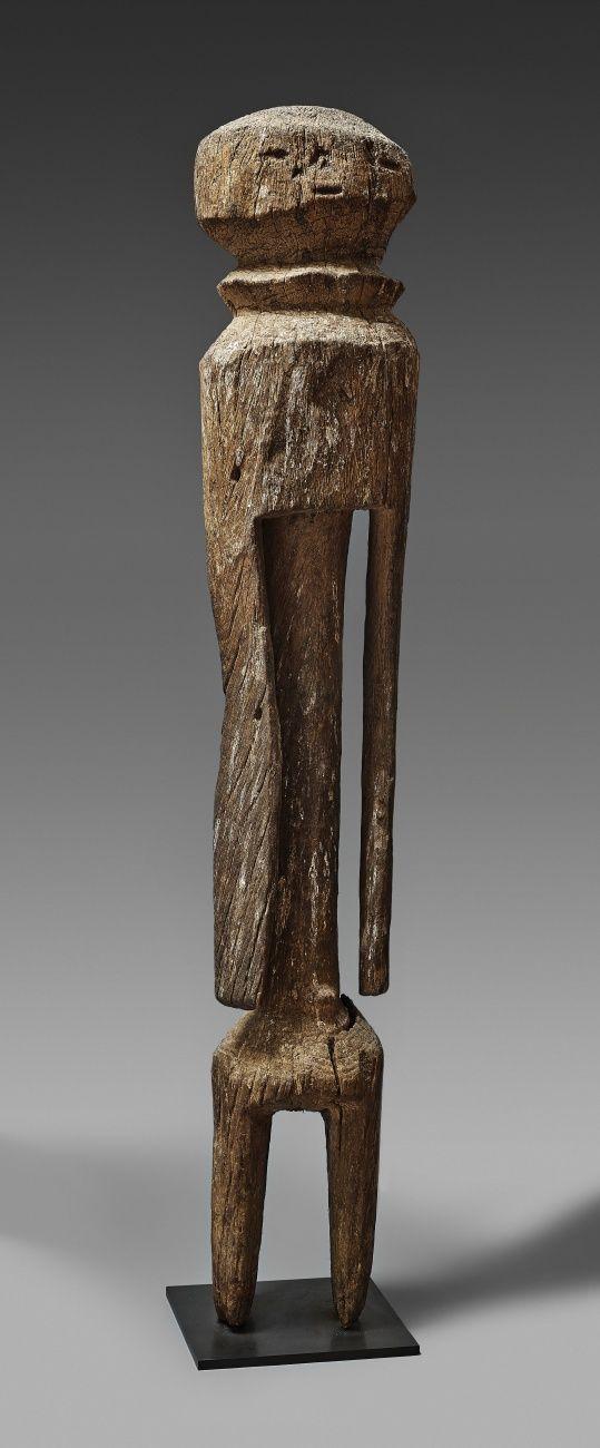 statue africaine togo