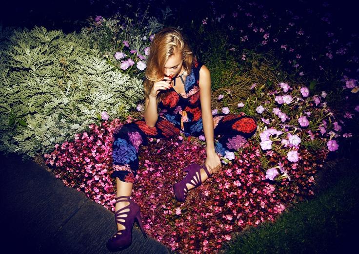 Escapade Shoes/Photographer: Petter Karlstrom Stylist: Leigh Dalton