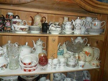 Prodám různý porcelán, koukněte do mé celé nabídky.