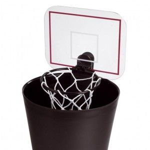 Trash can basketball hoop with sound canasta de baloncesto con sonido para papeleras tienda - Garbage can basketball hoop ...