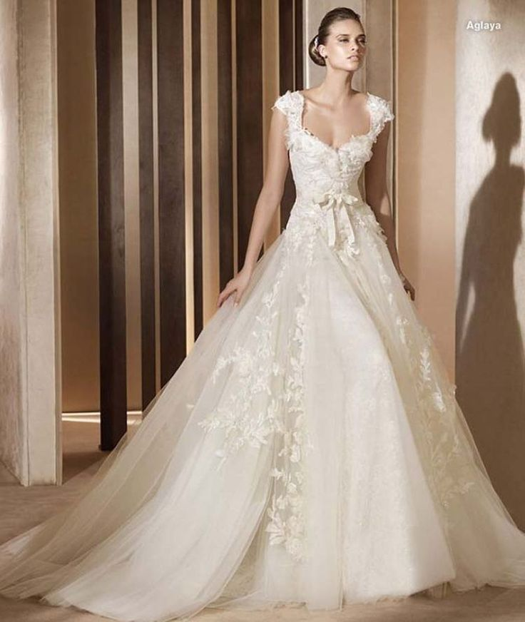 Designer Wedding Dresses with Sleeves