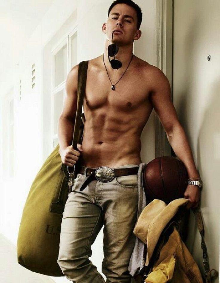 Top 10 Hottest Male Celebrities Channing Tatum