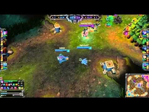 Game Rumors Random Moments: From a Random Jinx game - YouTube