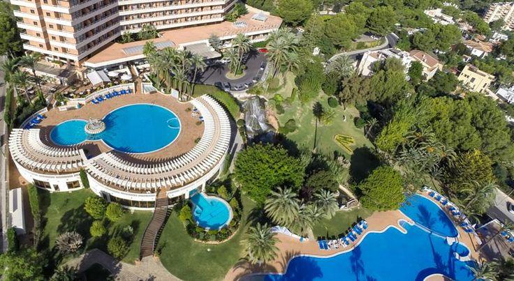 Try Grupotel Valparaíso Palace & Spa, Mallorca.  #BalearicIslands #BeachHolidays #Mallorca #ShortHaul Check more at http://www.asanteholidays.com/grupotel-valparaiso-palace-spa-mallorca/