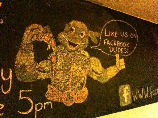 Ninja turtles specials board