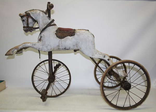 Makers Of Antique Tricycles : Images about vintage horse tricycles on pinterest