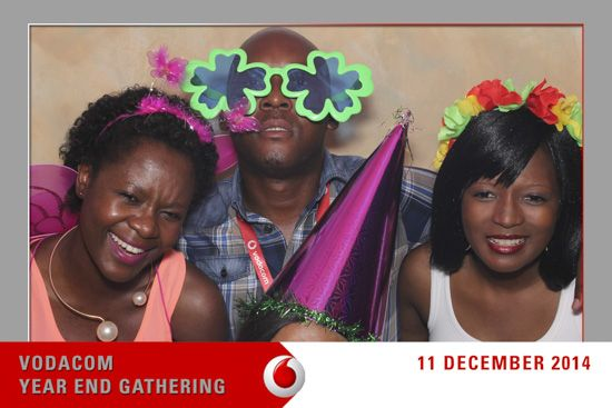 Gallery Vodacom Year End gathering - 11 December 2014   Face-Box