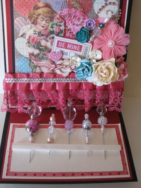 Cherished Treasures: My Valentine Swap and Vintage Valentine Goodie Bag