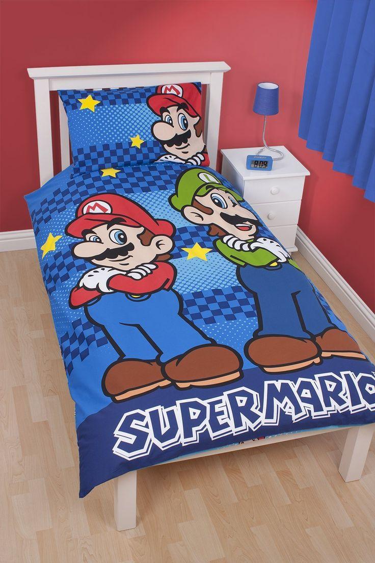 142 besten Kinderzimmer Super Mario Bilder auf Pinterest ...