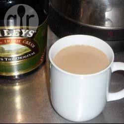 Foto recept: Belfast Bailey's Ierse koffie