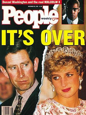 Image result for britain's prince charles and princess diana granted a divorce