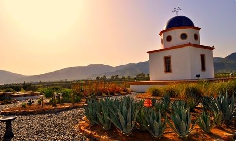 Mexico's exciting new wine trail: Valle de Guadalupe. This is an article all about it.