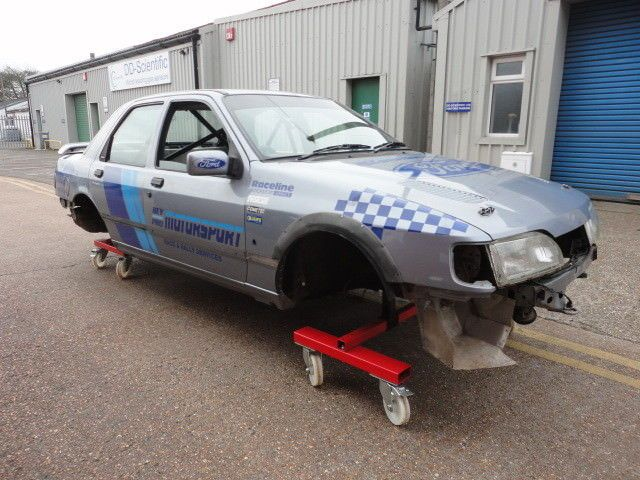 Ford Sierra 400hp Forged Sr20det Cosworth Looks Caged Idc Bdc