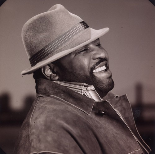 Gerald Levert, my ultimate favorite. Gone too soon.