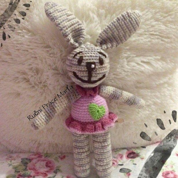 Crochet - Chrastící zaječice