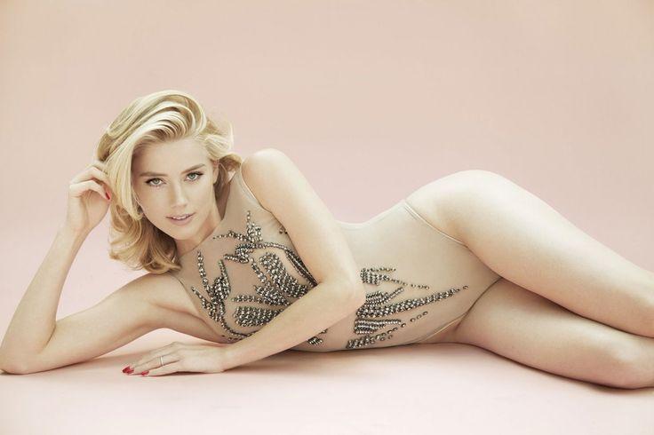 Sexy Amber Heard Photos  NearNude Amber Heard Pics