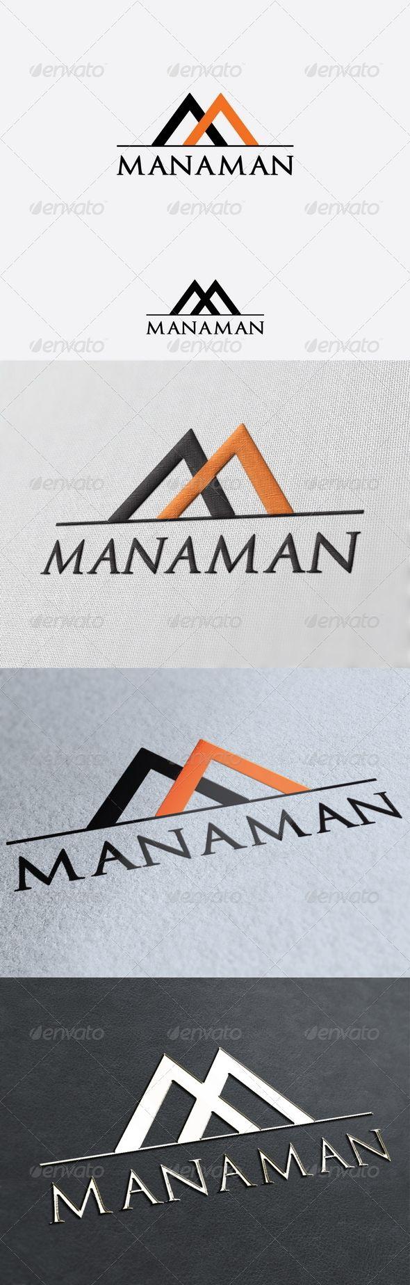 55 best Logo Templates images on Pinterest   Logo templates, Font ...