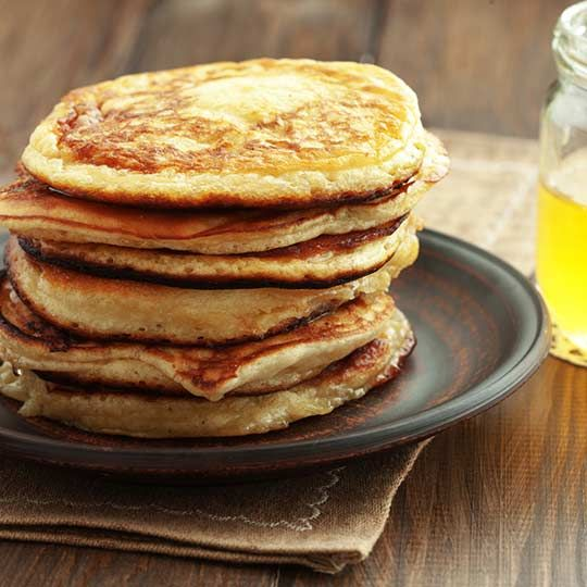 """Najlepsze """"Pancakes"""" czyli amerykańskie naleśniki :)"""