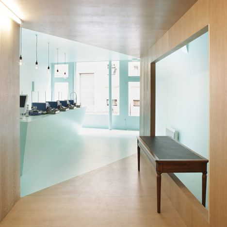 . of paper and things .: dwell   retail space