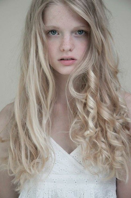 If I wasn't afraid it would ruin my coarse, wavy hair, I'd totally go light blonde. I envy @Abby Mattson 's light blonde hair!