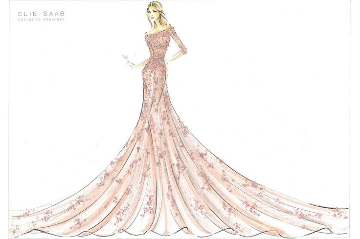 Harrods' Designer Disney Princess Dresses Unveiled: Aurora from Sleeping Beauty by Elie Saab