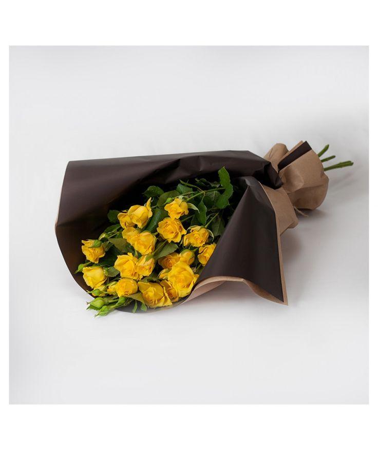 Seasonal Wrap - Subscription Wraps - Miniature Roses