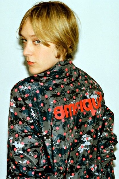 Supreme x COMME des GARCONS SHIRT Spring 2013 Collection Lookbook feat. Jason Dill & Chloe Sevigny