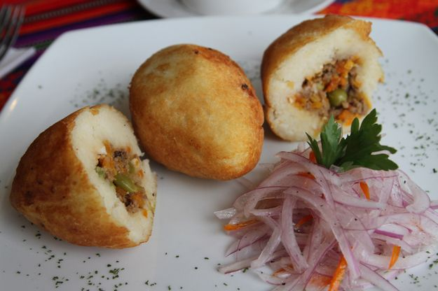 Papas Rellenas   27 Savory Latin American Snacks To Try Before You Die