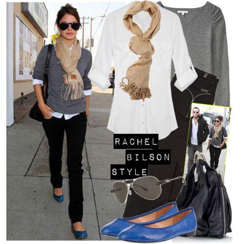 Rachel bilson street style: Bilson Style, Outfits, Celebrity Style, Fashion, Rachelbilson, Street Style, Blue Shoes, Rachel Bilson, Fall Winter
